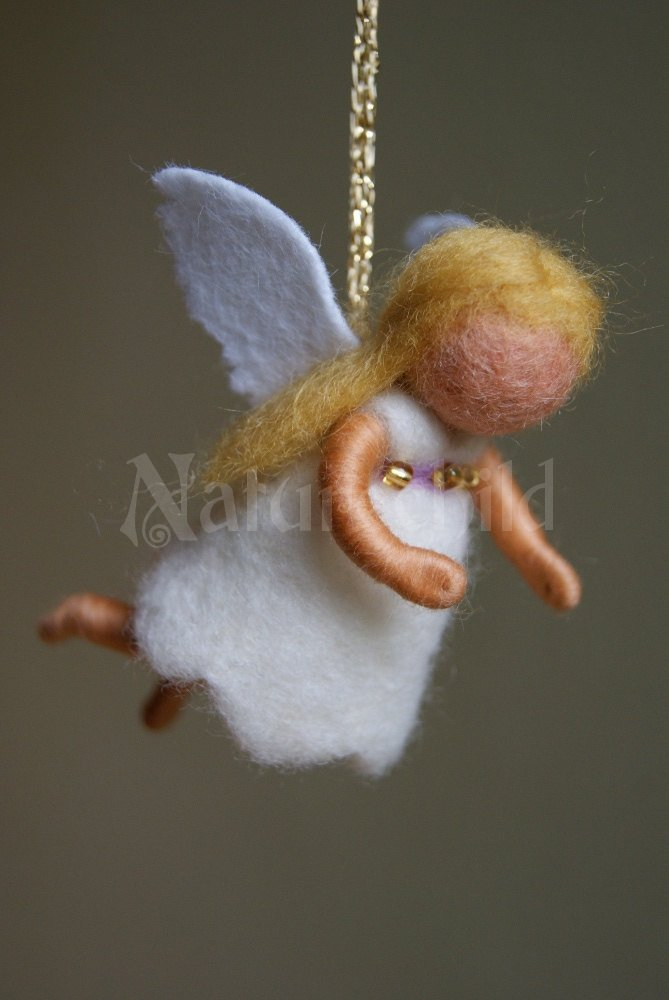 Guardian Angels - felted work - Naturechild - a life ...
